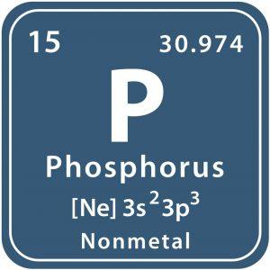 Phosphorus Symbol