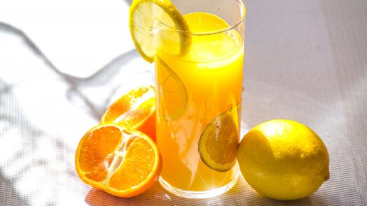 Vitamin C is good for recovering addicts