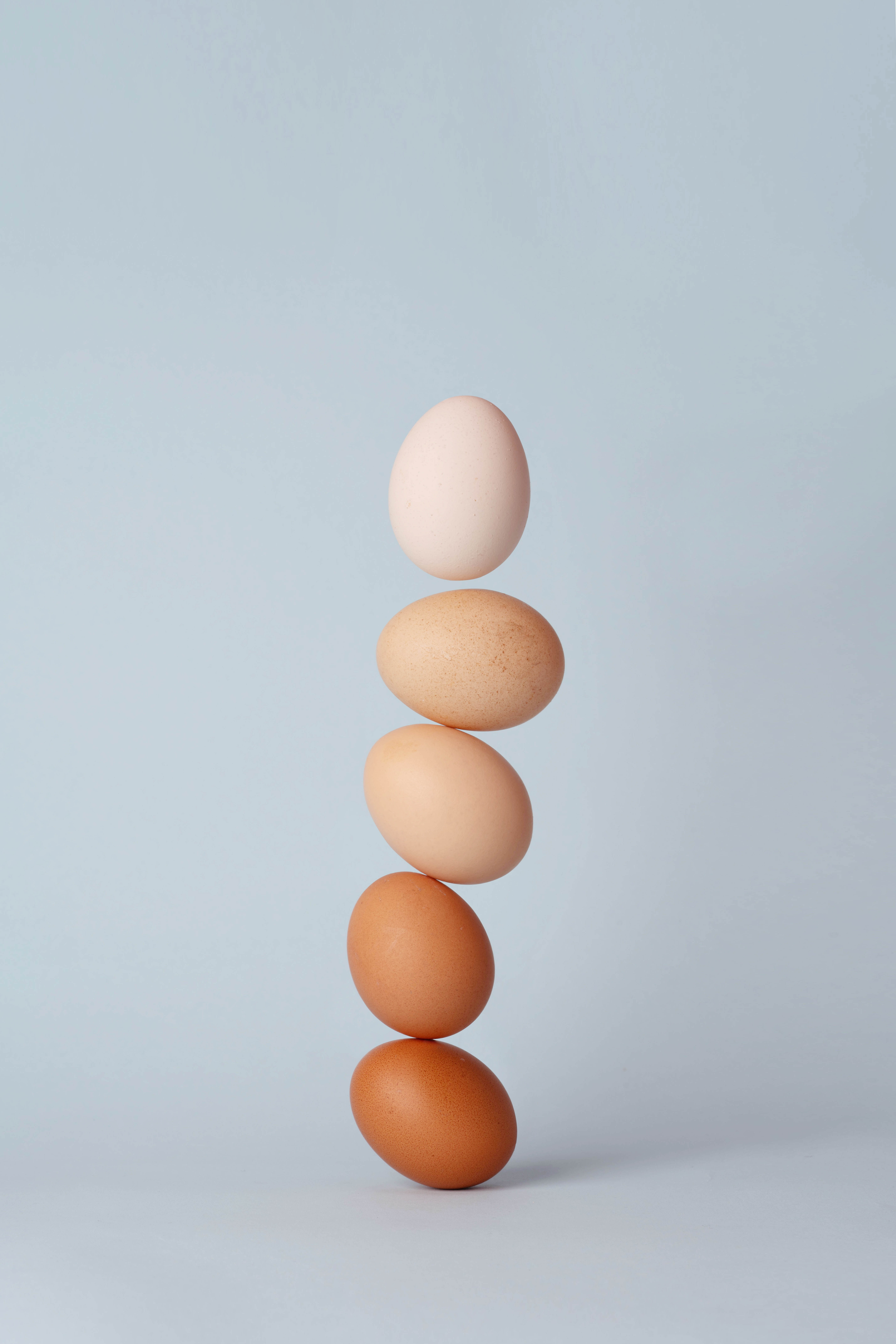 Eggs are a great source of sulfur