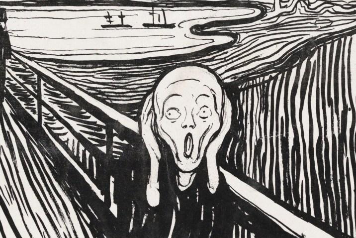 The Scream - Origin of Fear