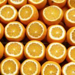Oranges have a lot of Vitamin C