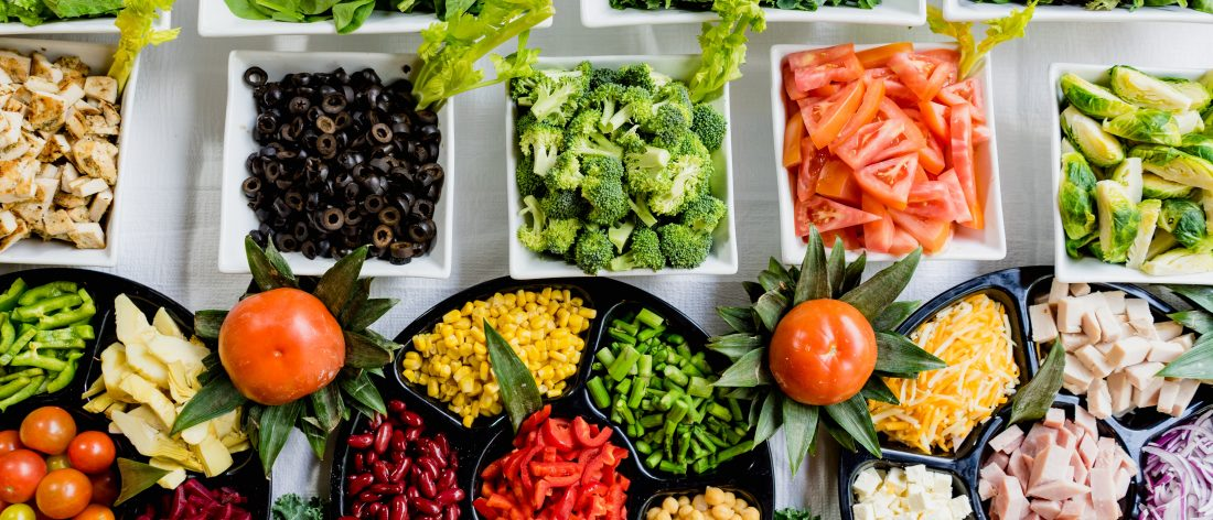 Healthy foods can help to fight depression