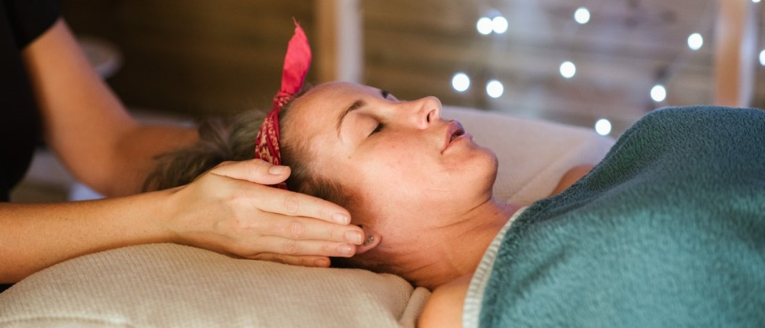 Woman Laying Down - Healing Guided Imagery