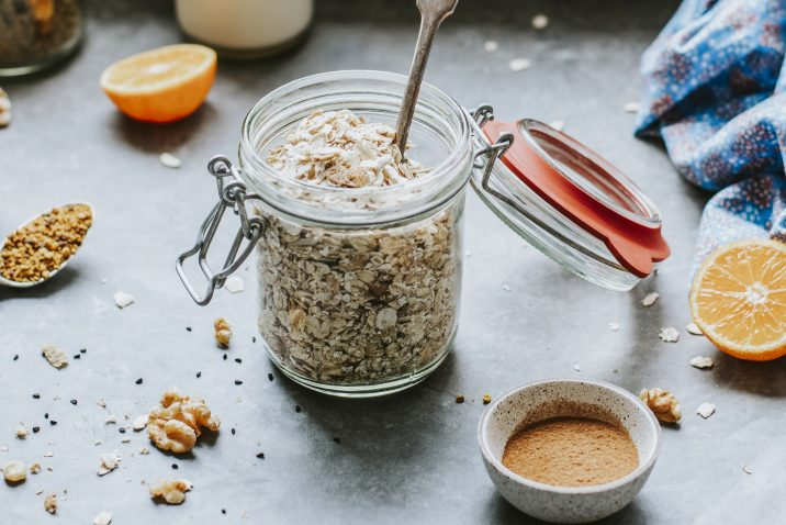 Oats have been shown to lower Cholesterol