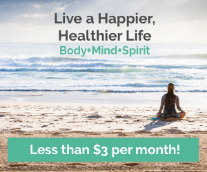 Body Mind Spirit Ad